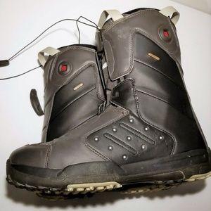 608aedf64e79 Salomon Shoes - SALOMON Mens Solace Autofit Snowboard Boots Sz 10